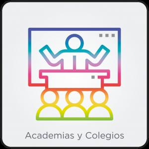 Academias y Colegios